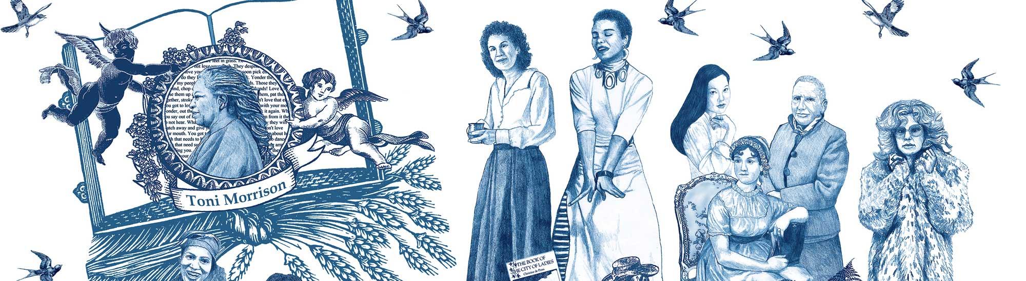 Toni Morrison blog banner